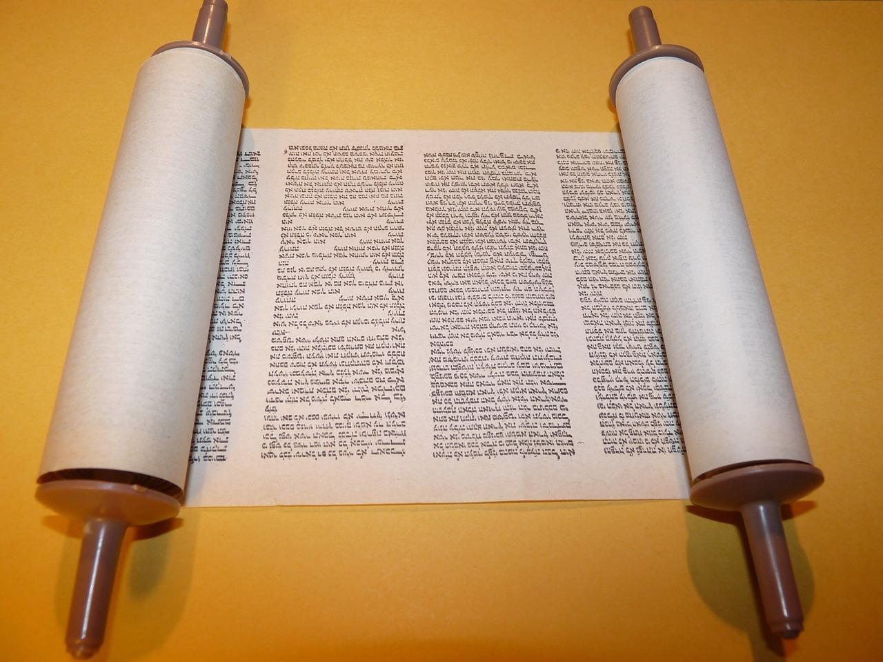 bible, torah, font