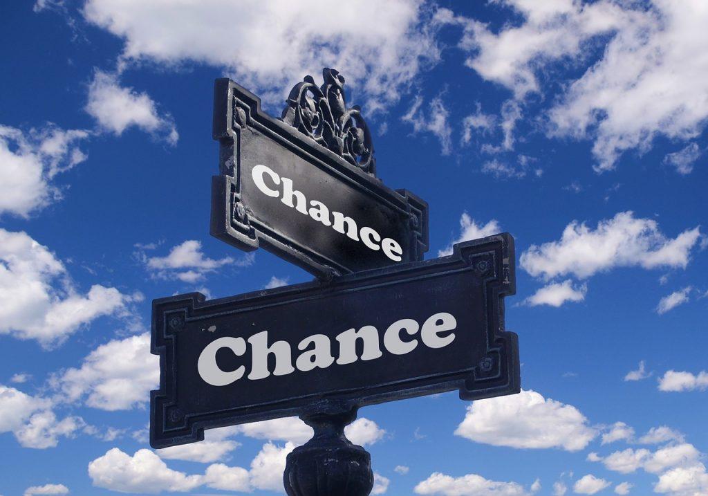 chance, alternative, direction